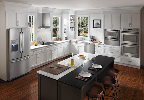 Frigidaire Gallery And Frigidaire Professional Kitchen